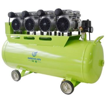 硅莱 静音无油空压机,排气量:472L/min,功率:2400W,GA-64