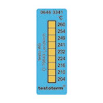德图/Testo 温度贴,+204~+260℃