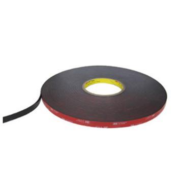 3M VHB胶带,深灰色宽度6mm,长度33m,型号:4611-6mm
