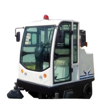 洁德美电动驾驶式扫地机,JHS-98C(全封闭)