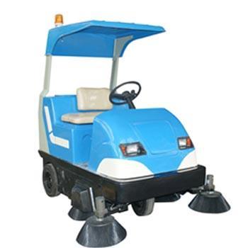 洁德美电动驾驶式扫地机,JH-1860(带顶棚)