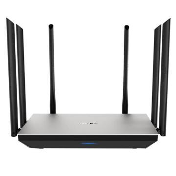 普联(TP-LINK) 路由器,TL-WDR7800 1750M 11AC双频智能无线路由器(全金属机身)光纤宽带