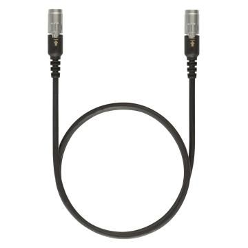 德图/Testo 数据总线连接电缆, 连接手操器及分析箱 配有卡口接头,长2m,订货号:0449 0075