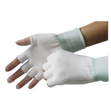 针织半指手套,尺码:L