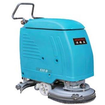 洁德美手推电瓶式洗地机,530B