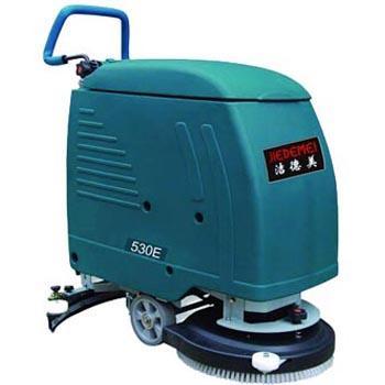 洁德美手推插电式洗地机,530E