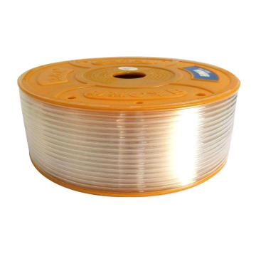 SMC透明PU气管,Φ6×Φ4,100M/卷,TU0604C-100
