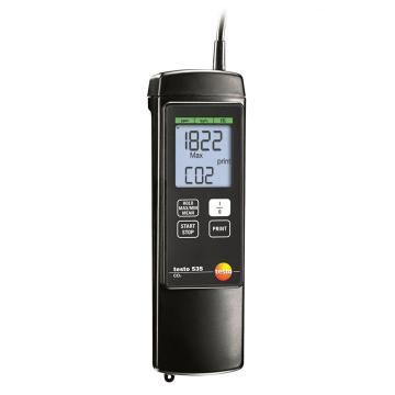 德图/Testo CO2测量仪,带内置探头,订货号:0560 5350