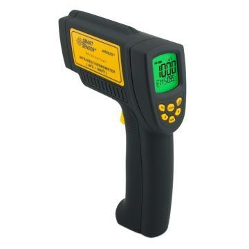 希玛/SMART SENSOR 高温型红外测温仪AR862D+,-50℃~1000℃,20:1,发射率可调