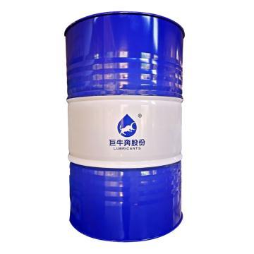 巨牛奔 优质抗磨液压油,HM68,200L/桶