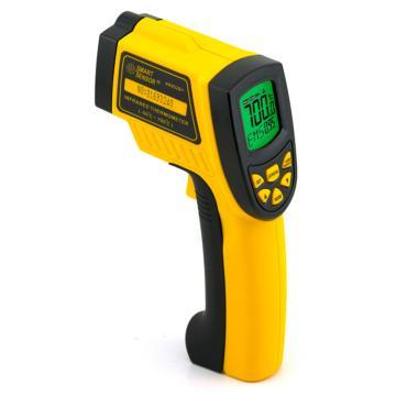 希玛/SMART SENSOR 工业型红外测温仪,AR852B+,-50℃~700℃,12:1,发射率可调