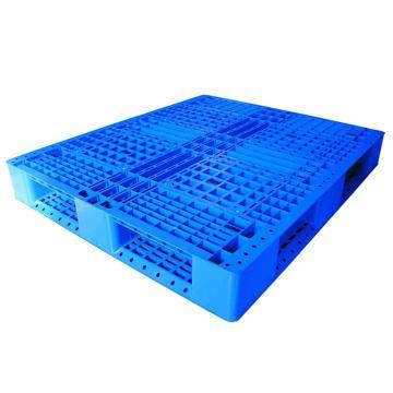STORAGEMAID 蓝色塑料托盘,田字 尺寸(mm):1200*1000*150 动载1T 静载4T