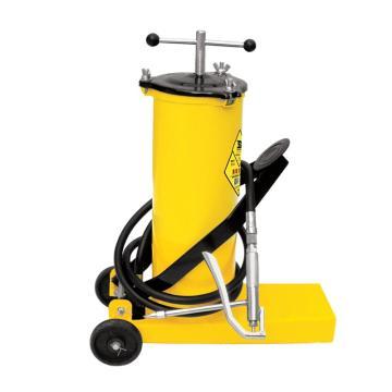波斯脚踏式黄油枪,6L容量,2米管,BS333906