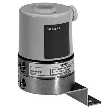 西门子 压差传感器,QBE63-DP02