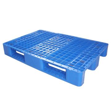 STORAGEMAID 蓝色塑料托盘,网格川字 尺寸(mm):1200*800*155 动载1.5T 静载6T