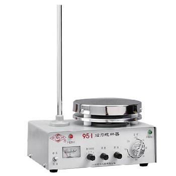 定时恒温磁力搅拌器,95-1,定温~100℃,搅拌量:20~2000ml