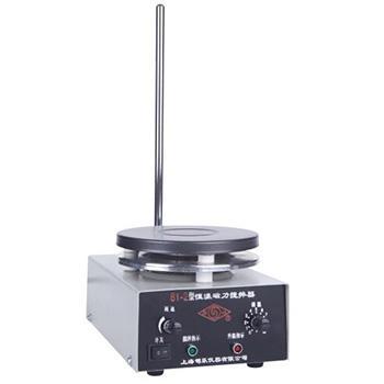 恒温磁力搅拌器,司乐,室温-100℃,搅拌量:20-3000ml,81-2