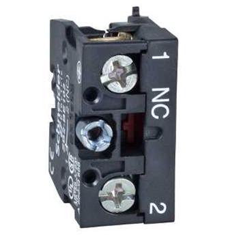 施耐德 XB2 触点模块1NC,ZB2BE102C