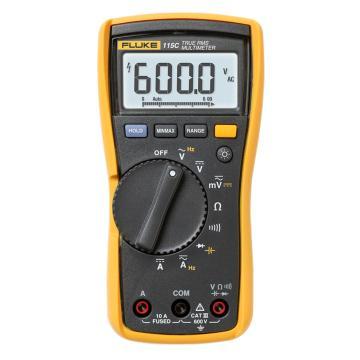 福祿克/FLUKE 萬用表,真有效值,FLUKE-115C