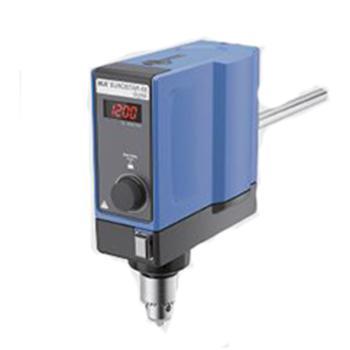 悬臂搅拌机,艾卡,欧洲之星40数显主机,转速范围:0/30-2000rpm,搅拌量:25L