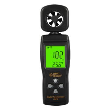 希玛/SMART SENSOR 迷你型风速计,AS816,0.3~30m/s,0~50℃