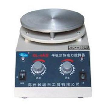 磁力搅拌器,CL-4A,温度范围:常温-300℃,搅拌速度:0-2400rpm,容量:2000ml