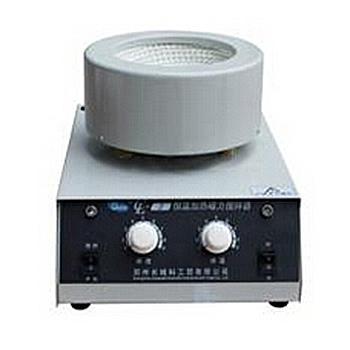 磁力搅拌器,CL-2,温度范围:常温-200℃,搅拌速度:0-2400rpm,容量:50-500ml