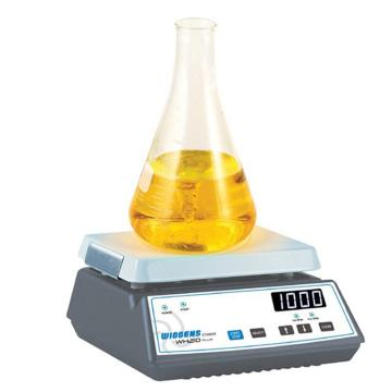 磁力搅拌器,Wiggens,WH210,最大搅拌量:10L,搅拌台面尺寸:145x180mm