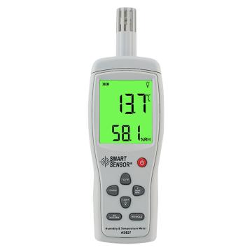希玛/SMART SENSOR 数字温湿度计,AS837,-10~50℃,5~98%RH