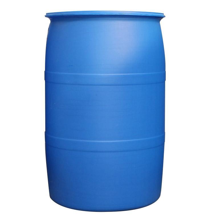 恋亚 PE柴油桶/化工桶,全新料,200L,蓝色,单环,桶体总高 925±10mm,外径 585±10mm,装料口径:55mm±2mm,最小壁厚 3mm