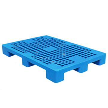 恋亚 塑料托盘,网格九脚,全新HDPE料,尺寸(W*D*H)mm:1200*1000*150,蓝色,动载1T,静载4T