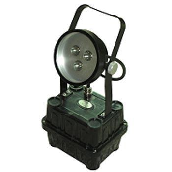 紫光照明 YJ2201 LED轻便式多功能强光灯 白光