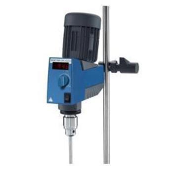 IKA搅拌器,RW 20数显型,顶置式,搅拌量:20L
