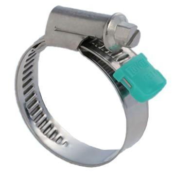 东洋克斯/TOYOX SB-40 全不锈钢胶管夹,适用软管外径27-40mm