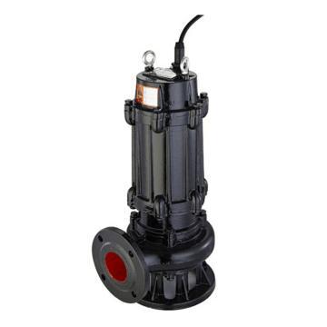 WQ系列潜水排污泵 40WQ12-15-1.5,带出水弯管,标配电缆8米