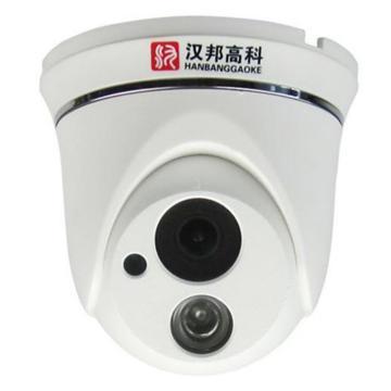汉邦高科 130万网路半球摄像机室内专用镜头,红外30~50米,HB-IPC291B-AR(3.6mm)
