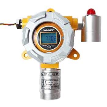 萬安迪 在線式六氟化硫氣體探測器,FIX550-SF6-EY,紅外 100-1000ppm(0.1 ppm)RTU-433無線模塊發射端