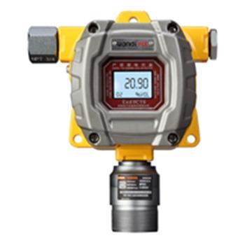 万安迪 防爆可燃气体检测仪,固定式在线,FIX800-EX-EY-A