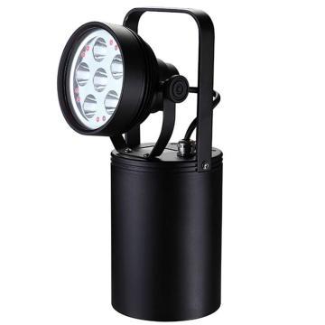 华量 BHL5153便携强光探照灯 LED 18W,单位:个