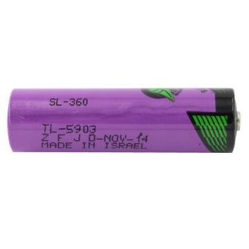 以色列 锂电池,TADIRAN TL-5903 AA 3.6V ER14500 PLC工控锂电池 单位:支