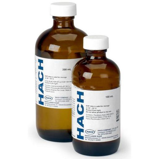 COD标准溶液,300 mg/L 200ML,1218629