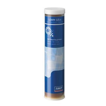斯凯孚SKF 轴承润滑剂,LGWM 1/0.4,420ml/筒