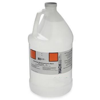 试剂,哈希 去离子水,4L装