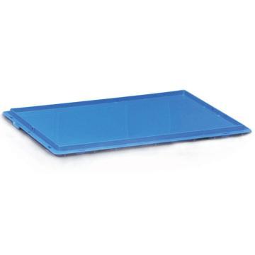 环球 周转箱平盖,尺寸(mm):400*300,蓝色