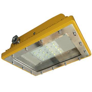 紫光照明 矿用隔爆LED巷道灯,DGS40/127L(T)-40W,输入电压127V,5500K 白光,吸顶式安装