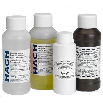 电导率标准液,哈希 电导率标准液,180 µS/cm(85.47mg/L NaCl),100mL装