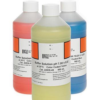 pH缓冲液,哈希 PH4.01缓冲液,500ml
