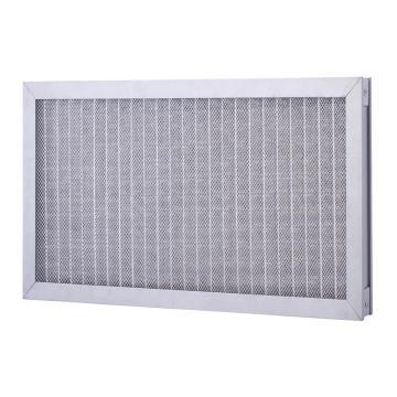FLMFIL 可清洗铝网过滤器594*594*21mm,过滤效率G2