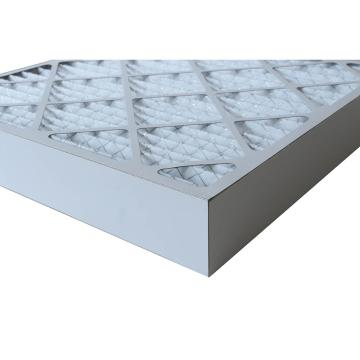 FLMFIL 褶形板式纸框初效空气过滤器,292*594*96mm,过滤效率G4