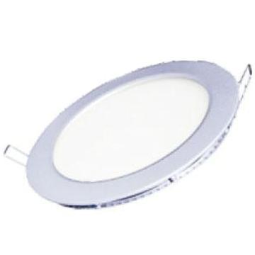 紫光照明 LED面板灯GS4260-R1812 圆形 直径180mm ,12W, 嵌入式(卡簧)安装,白光